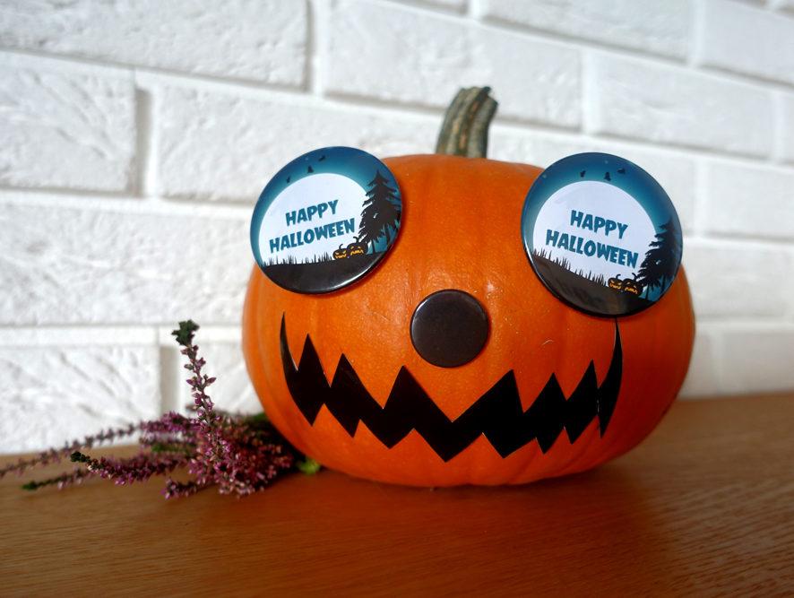 Przypinki z okazji Halloween!
