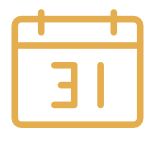 kalendarz krótkie terminy realizacji przypinek buttonów i otwieraczy do butelek